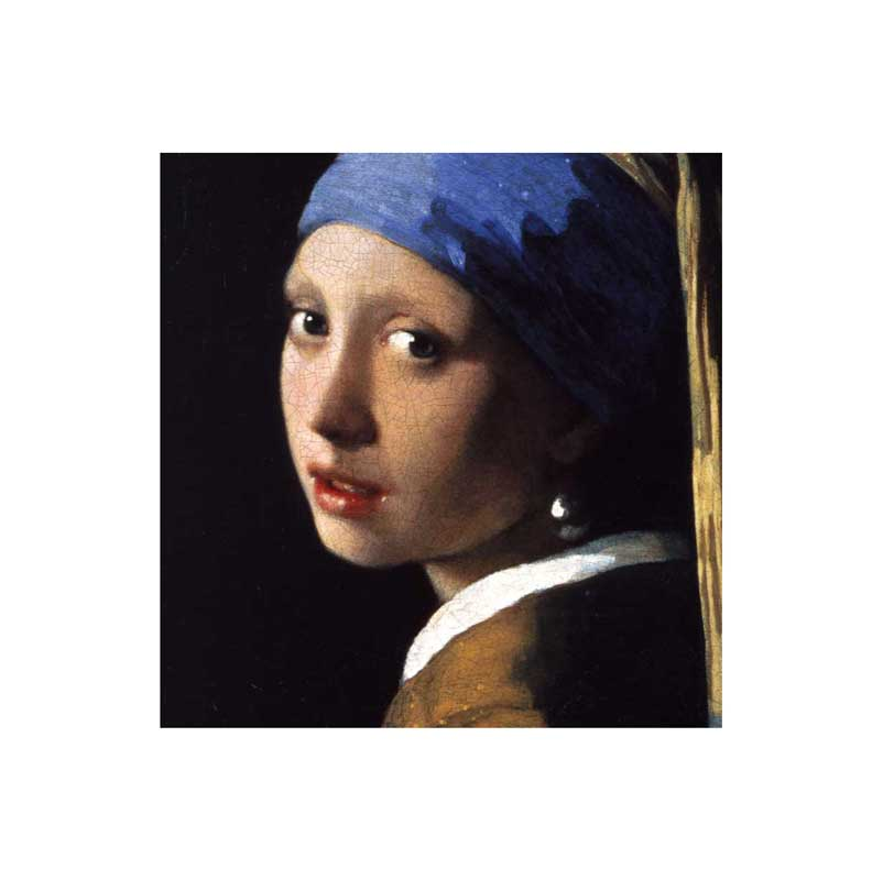 Everyday object art – Vermeer