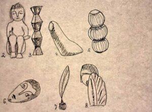 Alphabet et Calligrammes