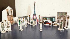Paris | Ville en papier