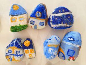 Albastrul pietrelor de locuit