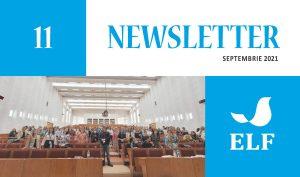 Newsletter ELF – nr. 11